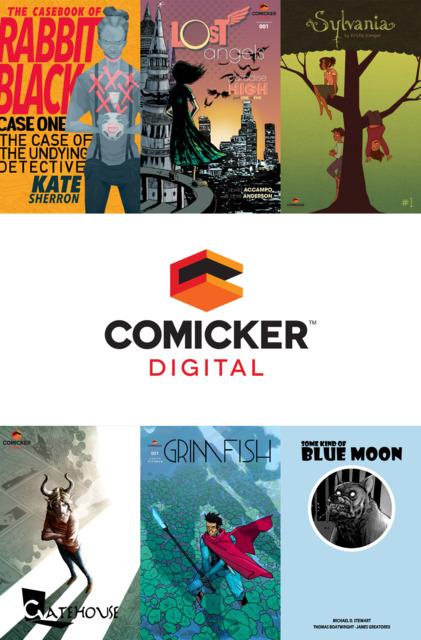 Comicker Digital Collections