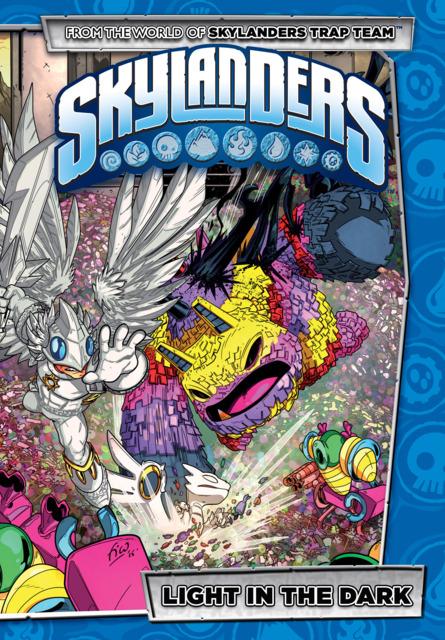 Skylanders: Light In the Dark