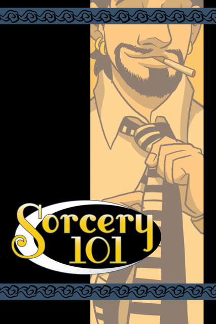 Sorcery 101 Omnibus