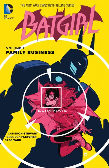 Batgirl: Family Business