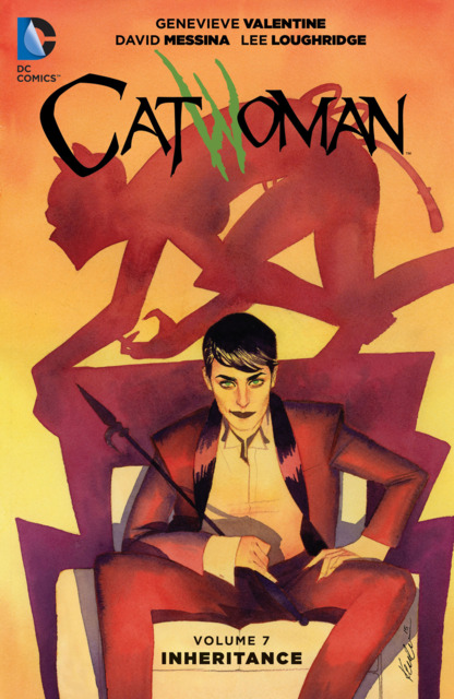 Catwoman: Inheritance