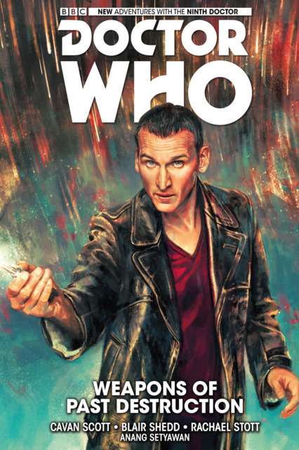 Doctor Who: The Ninth Doctor: Weapons of Past Destruction
