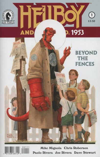 Hellboy and the B.P.R.D.: 1953 - Beyond the Fences
