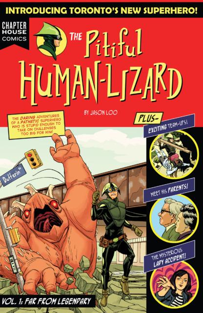 The Pitiful Human Lizard: Far From Legendary