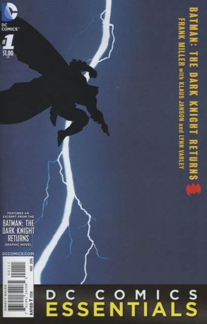 DC Comics Essentials: Batman: The Dark Knight Returns