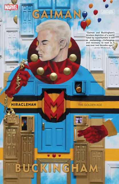Miracleman by Gaiman & Buckingham: The Golden Age