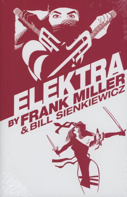 Elektra by Frank Miller Omnibus