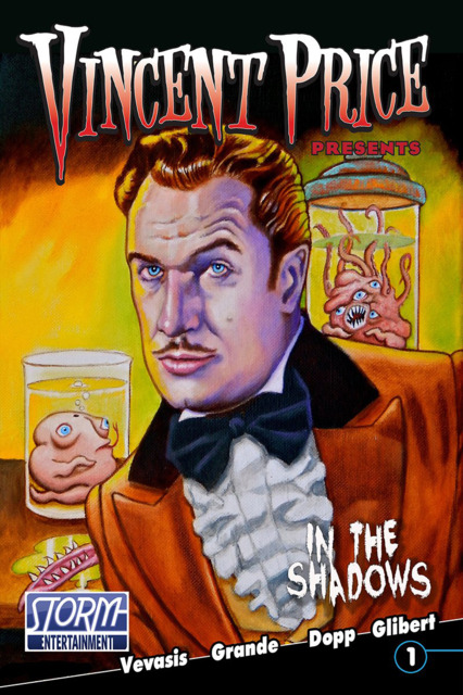 Vincent Price Presents: In the Shadows