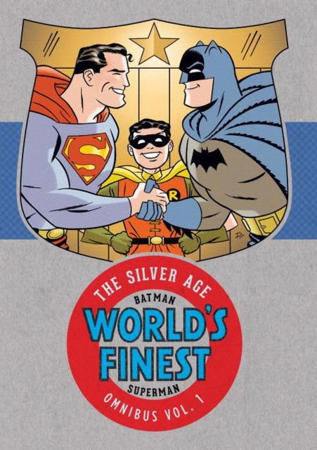 Batman & Superman in World's Finest: The Silver Age Omnibus