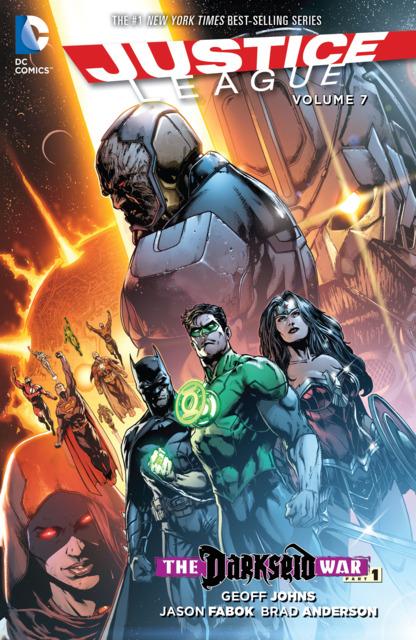 Justice League: Darkseid War Part 1