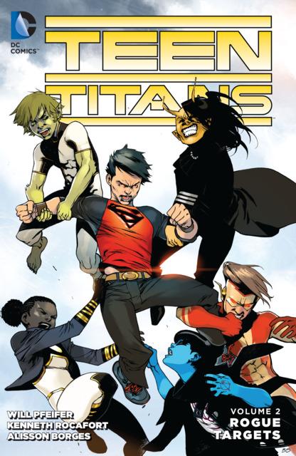 Teen Titans: Rogue Targets