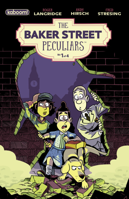 The Baker Street Peculiars