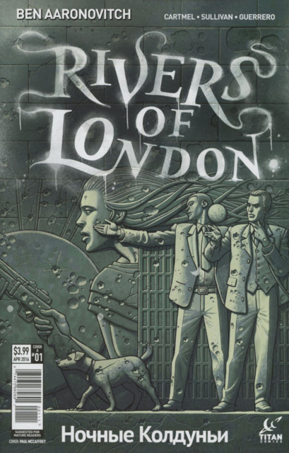 Rivers of London: Night Witch