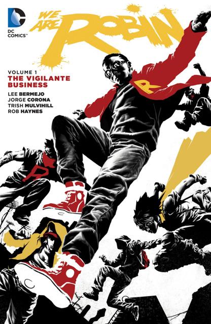 We Are Robin: The Vigilante Business