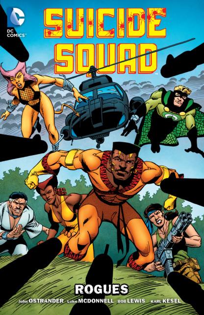 Suicide Squad: Rogues