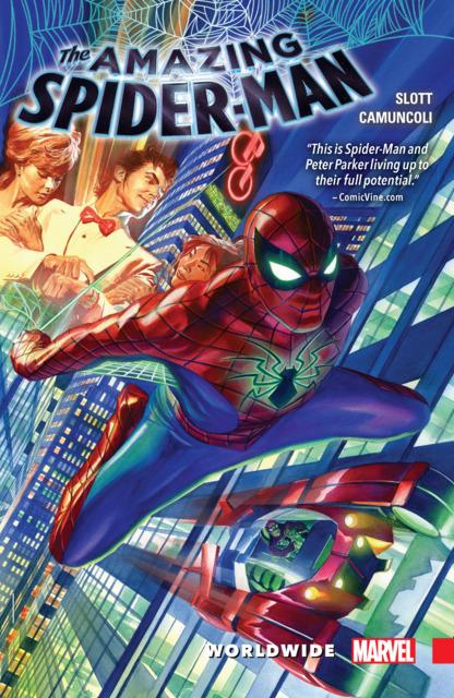 Amazing Spider-Man: Worldwide