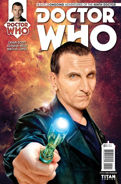 Doctor Who: The Ninth Doctor Ongoing