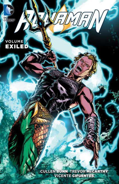 Aquaman: Exiled