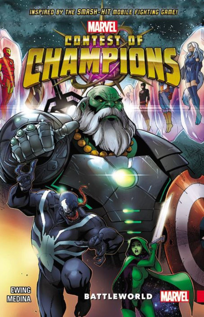 Contest of Champions: Battleworld