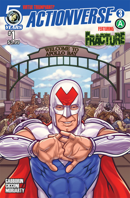 Actionverse Featuring Fracture