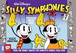 Walt Disney's Silly Symphonies: The Complete Disney Classics