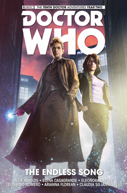Doctor Who: The Tenth Doctor: The Endless Song