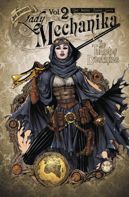 Lady Mechanika: The Tablet of Destinies