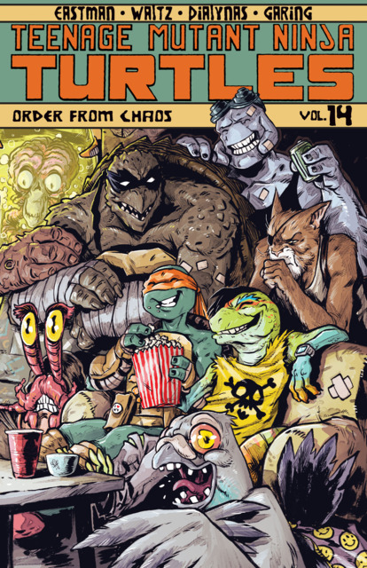 Teenage Mutant Ninja Turtles: Order From Chaos