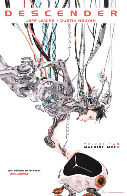 Descender: Machine Moon