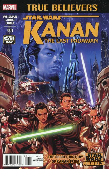 True Believers: Kanan The Last Padawan