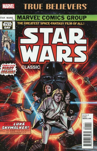 True Believers: Star Wars Classic
