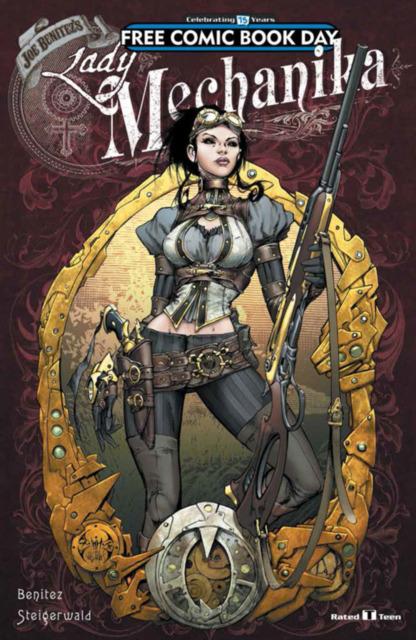 Lady Mechanika Free Comic Book Day