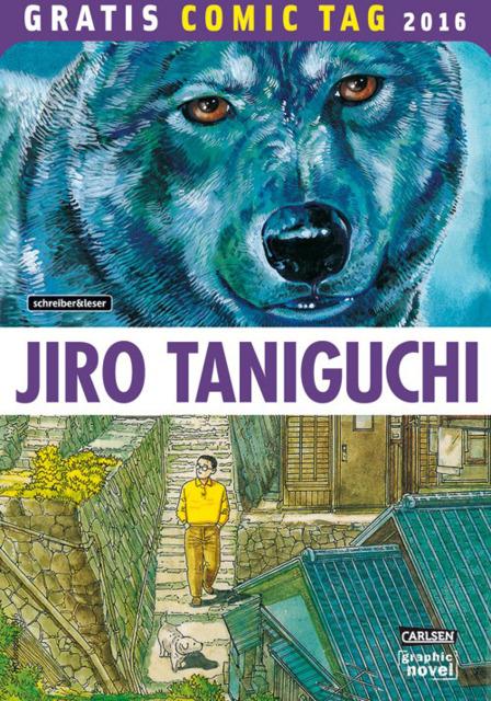 Jiro Taniguchi: Short Stories Gratis Comic Tag 2016