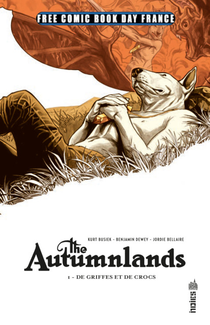The Autumnlands: Free Comic Book Day France