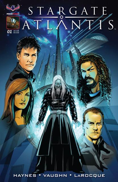 Stargate Atlantis Back to Pegasus