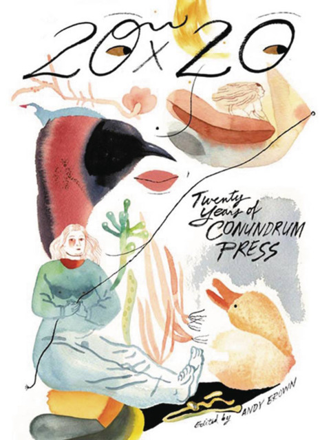 20 x 20: Twenty Years of Conundrum Press