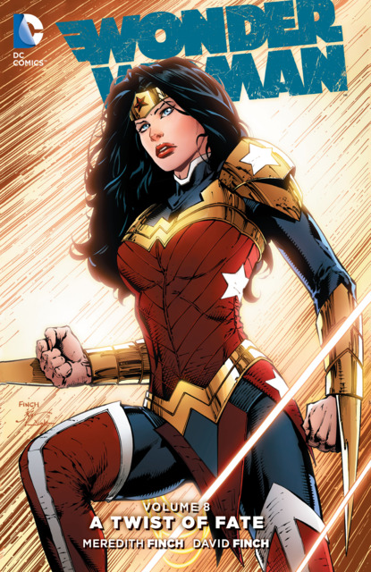 Wonder Woman: A Twist of Fate