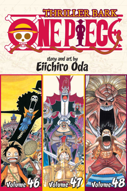 One Piece: Thriller Bark