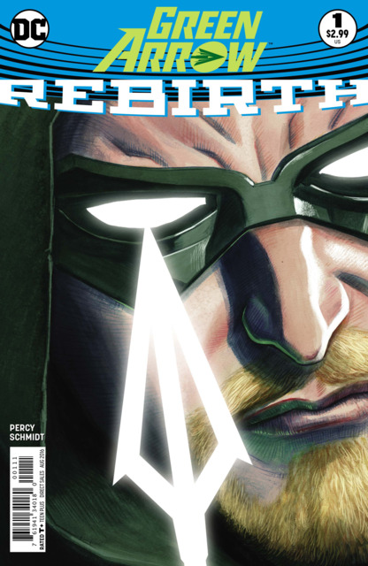 Green Arrow: Rebirth