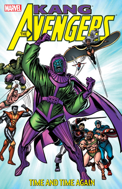 Avengers: Kang: Time and Time Again