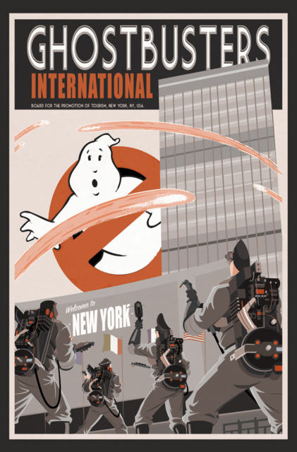 Ghostbusters: International