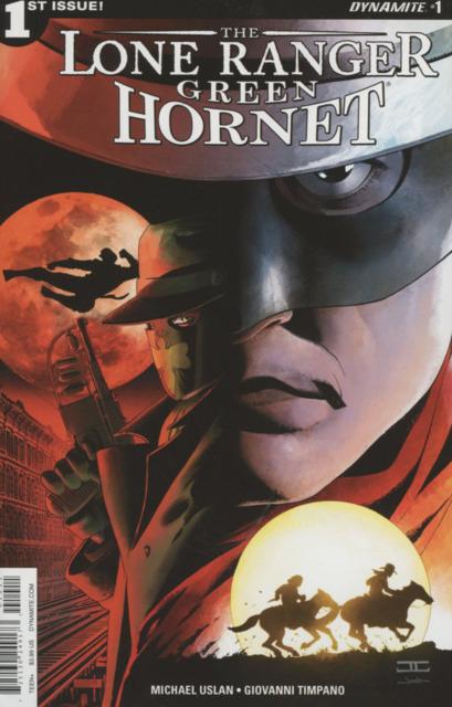 The Lone Ranger/Green Hornet