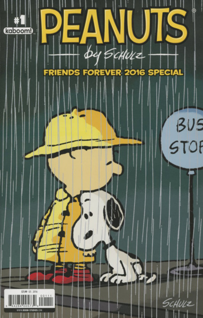 Peanuts: Friends Forever 2016 Special