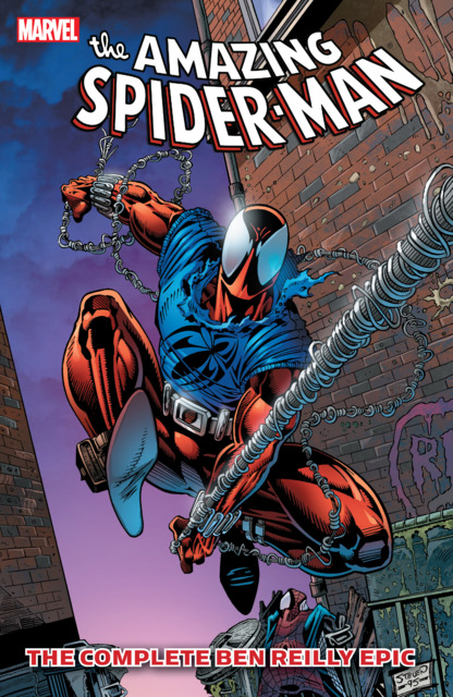 The Amazing Spider-Man: The Complete Ben Reilly Epic