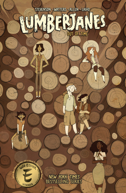 Lumberjanes: Out of Time