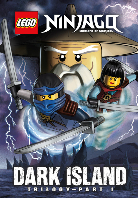 LEGO Ninjago: Dark Island Trilogy
