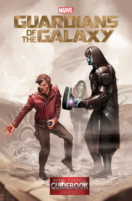 Guidebook To The Marvel Cinematic Universe — Marvel's Guardians Of The Galaxy