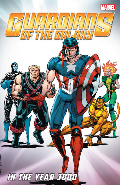 Guardians of the Galaxy Classic: In The Year 3000