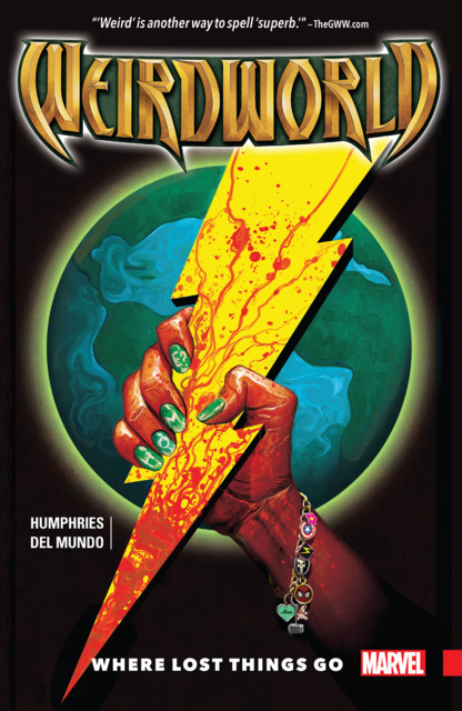 Weirdworld: Where Lost Things Go
