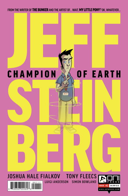 Jeff Steinberg: Champion of Earth